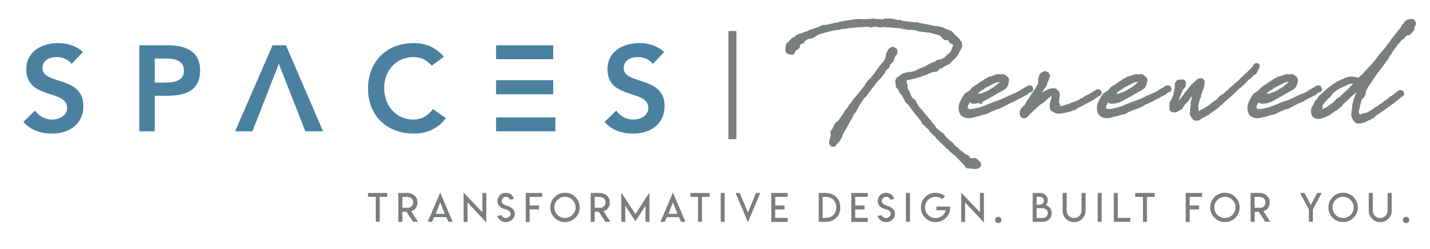 Spaces Renewed Logo